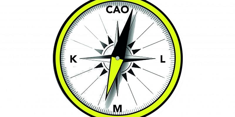 kompas actie KLM web